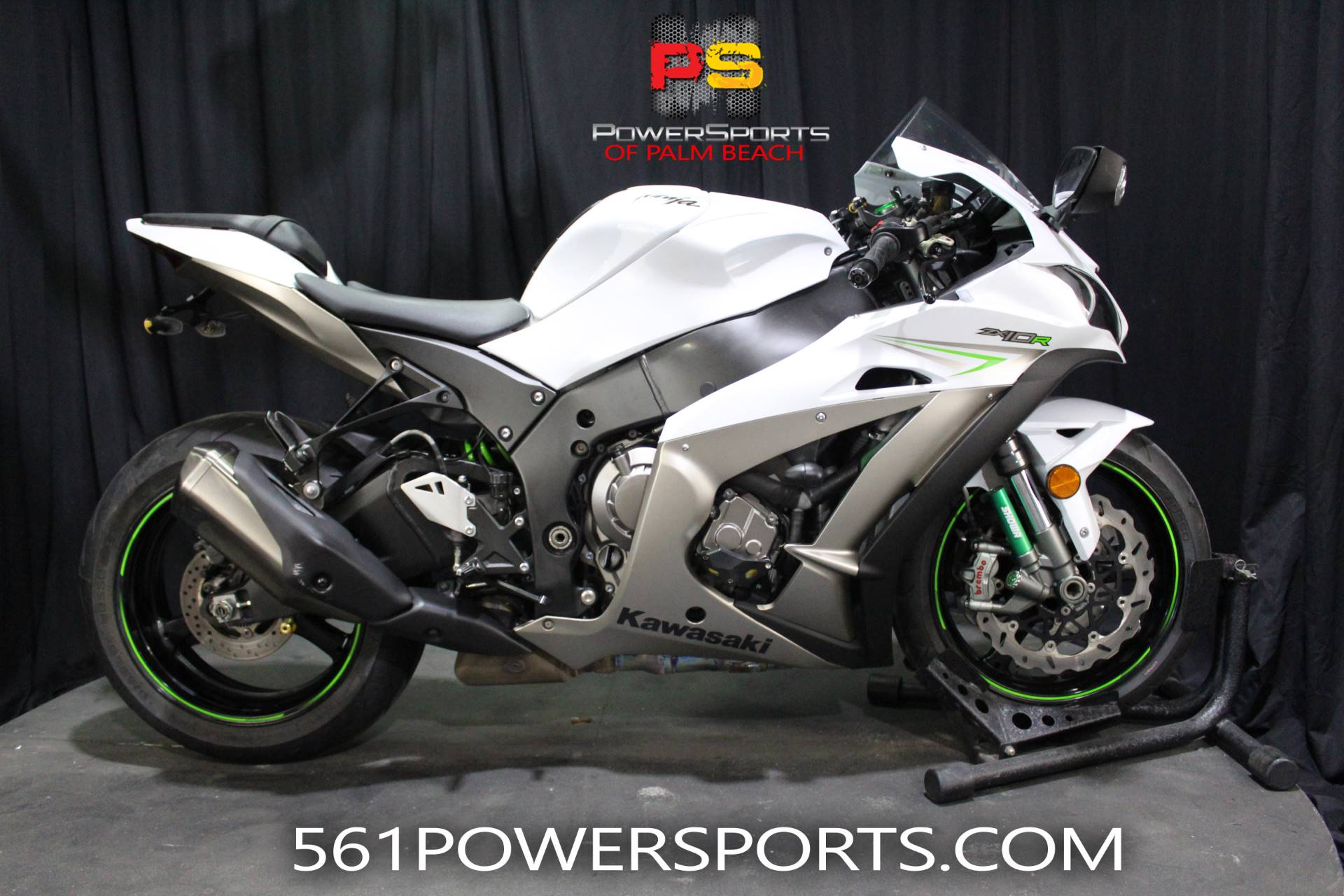 2017 Kawasaki Ninja ZX-10R in Lake Park, Florida - Photo 1
