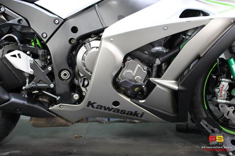 2017 Kawasaki Ninja ZX-10R in Lake Park, Florida - Photo 4