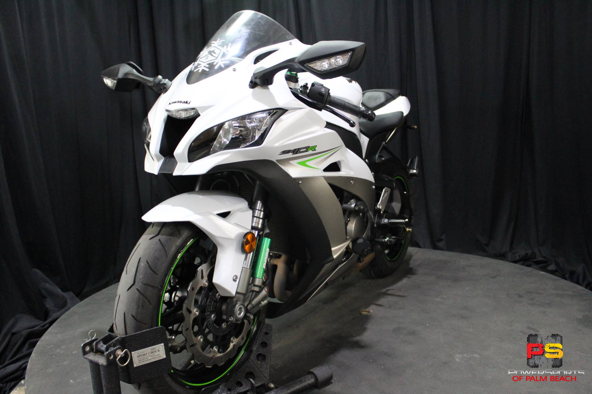 2017 Kawasaki Ninja ZX-10R in Lake Park, Florida - Photo 14