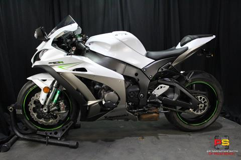 2017 Kawasaki Ninja ZX-10R in Lake Park, Florida - Photo 16