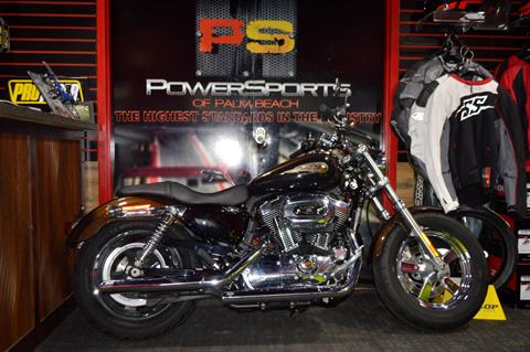 2013 Harley-Davidson Sportster® 1200 Custom 110th Anniversary Edition in Lake Park, Florida