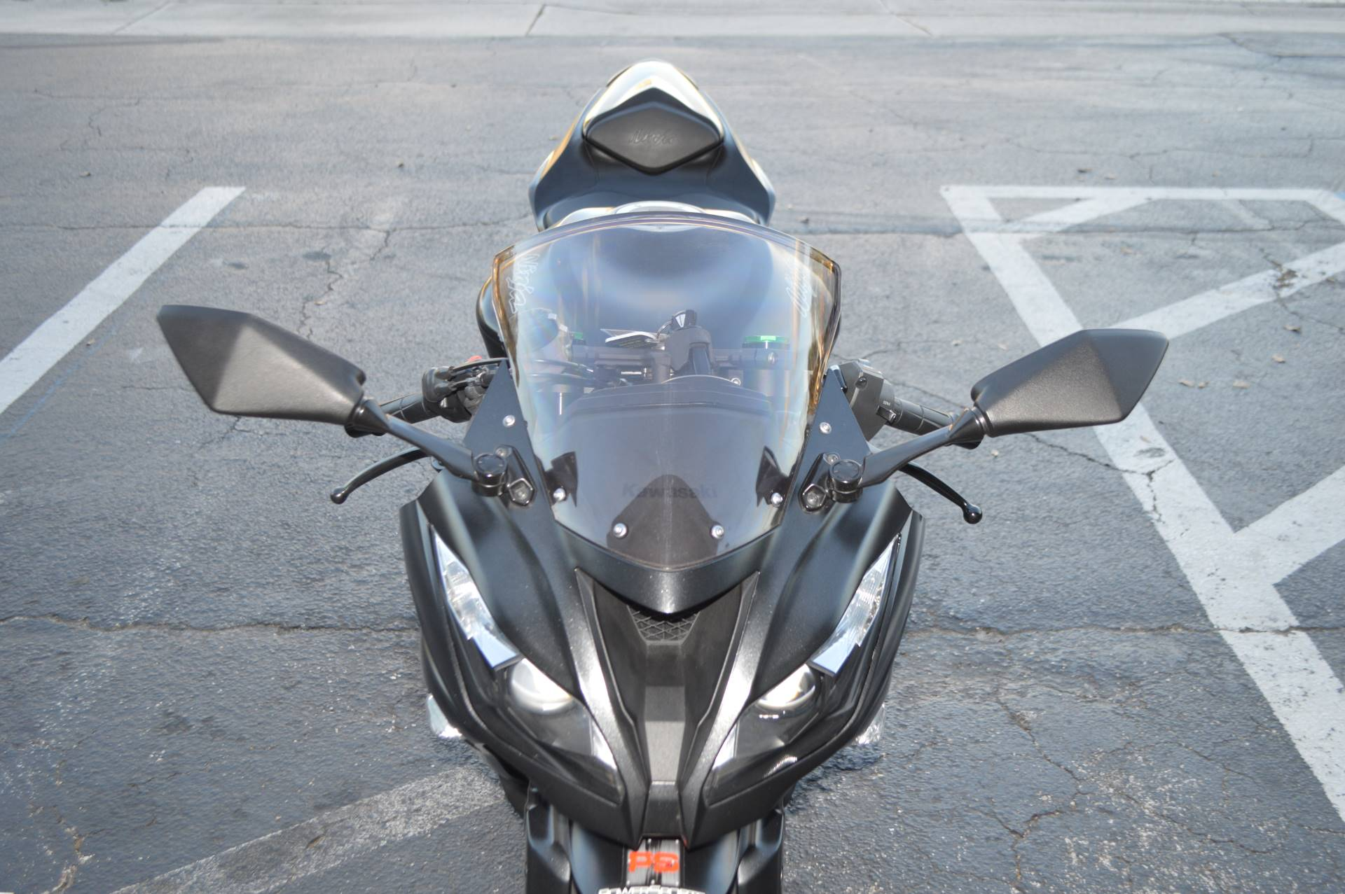 2016 Kawasaki Ninja ZX-6R in Lake Park, Florida