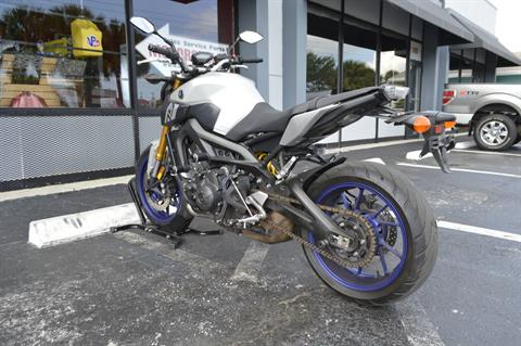 2015 Yamaha FZ-09 in Lake Park, Florida