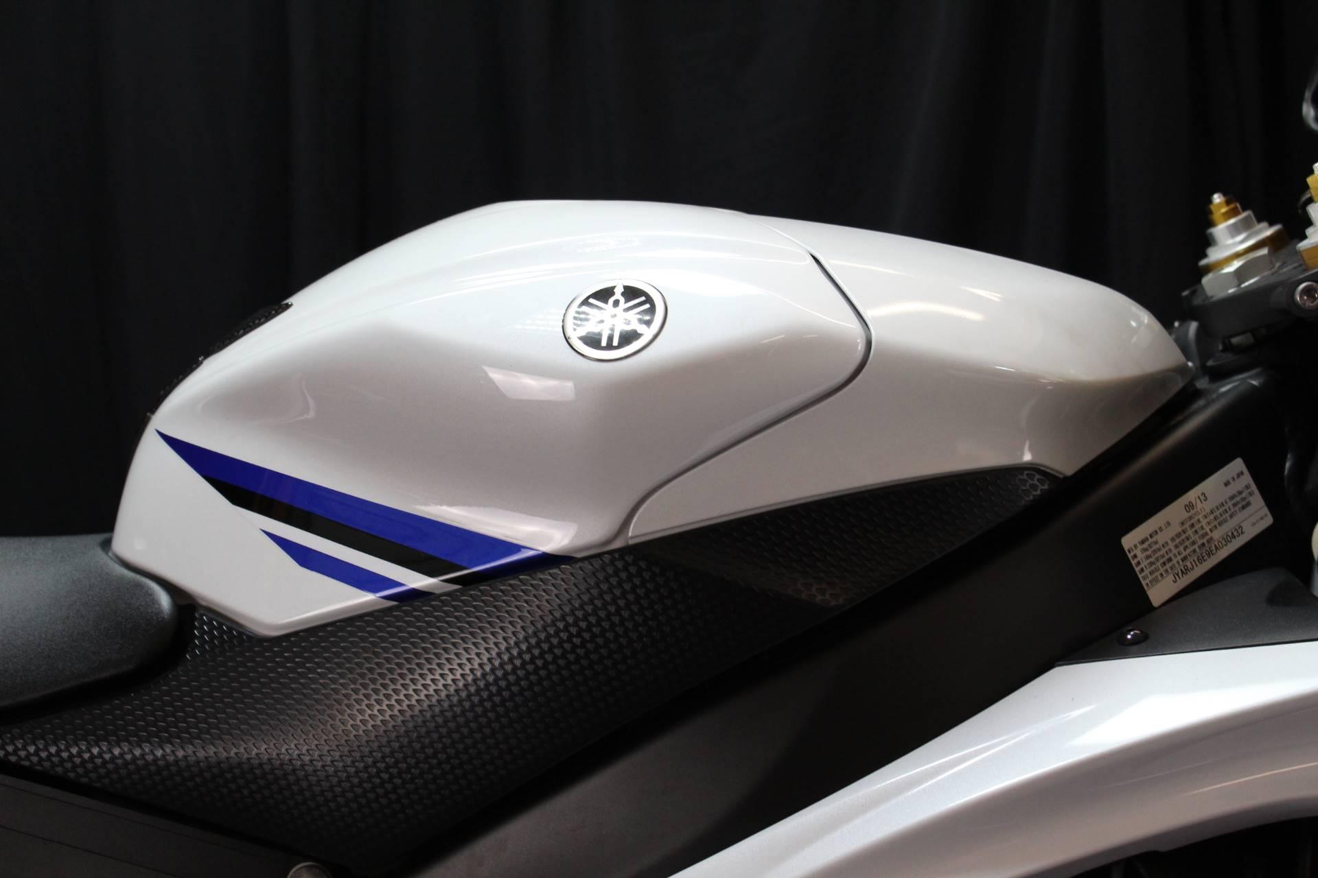 2014 Yamaha YZF-R6 5