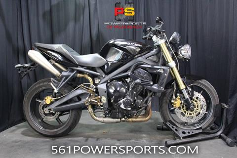 2008 Triumph Street Triple 675 in Lake Park, Florida - Photo 1