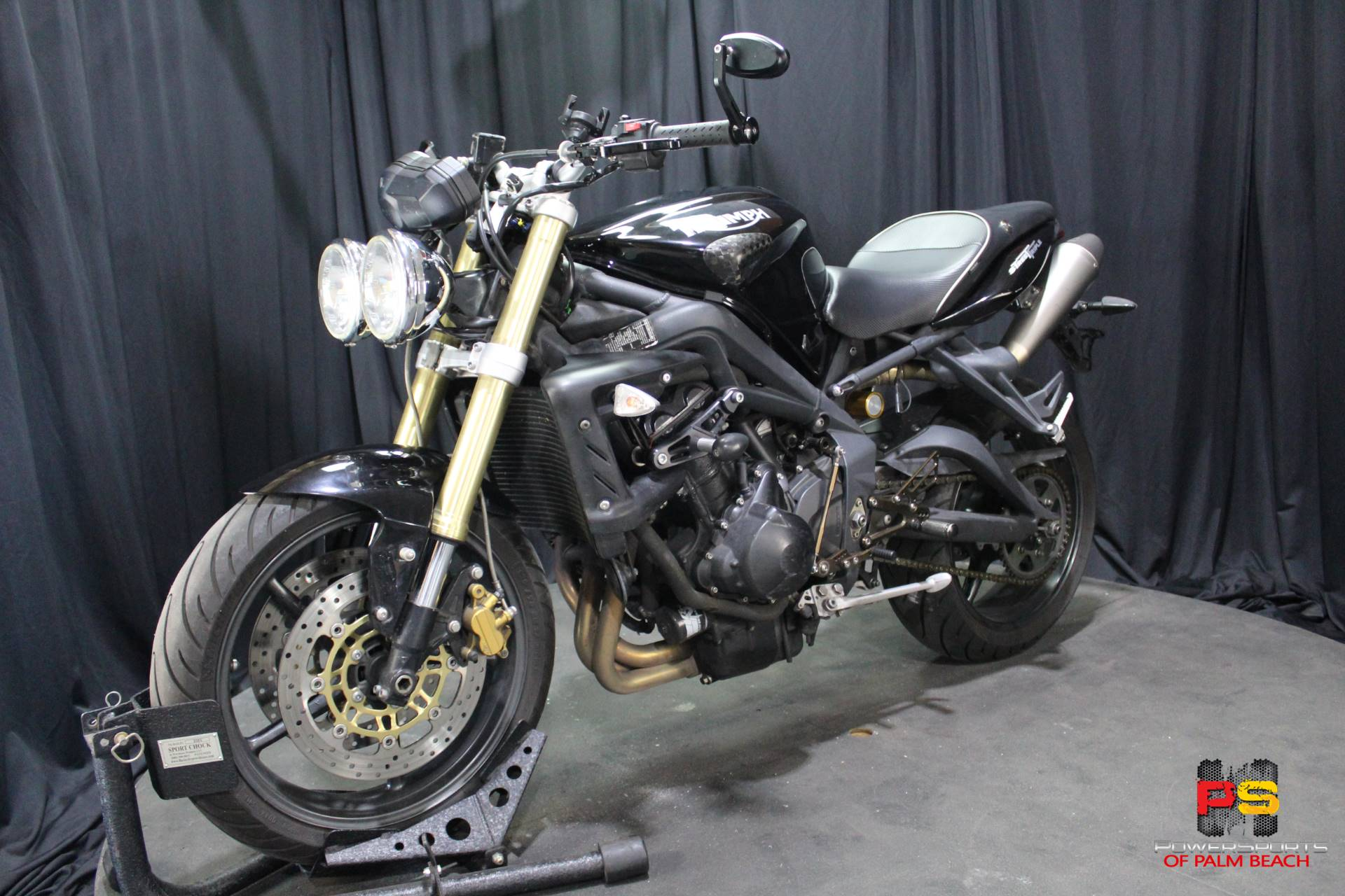 2008 Triumph Street Triple 675 in Lake Park, Florida - Photo 15