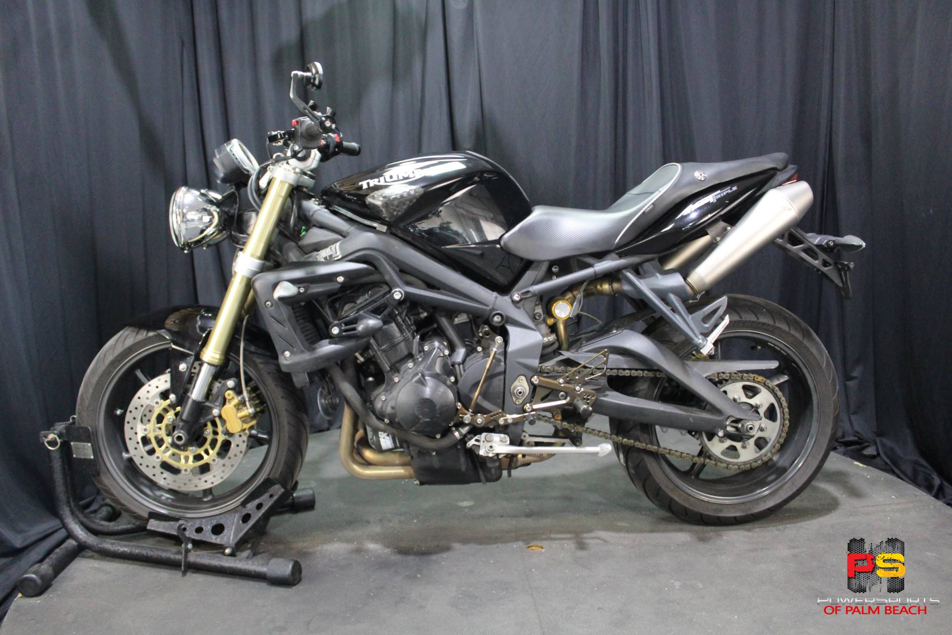 2008 Triumph Street Triple 675 in Lake Park, Florida - Photo 16