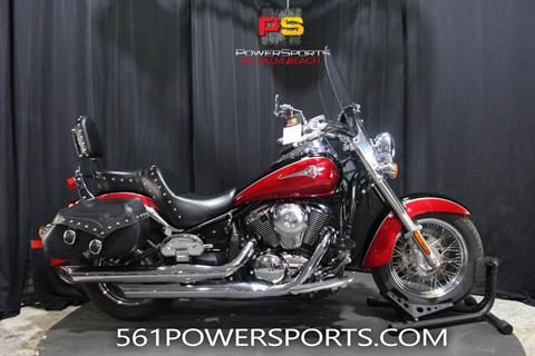 2006 Kawasaki Vulcan 900 Classic LT in Lake Park, Florida - Photo 1