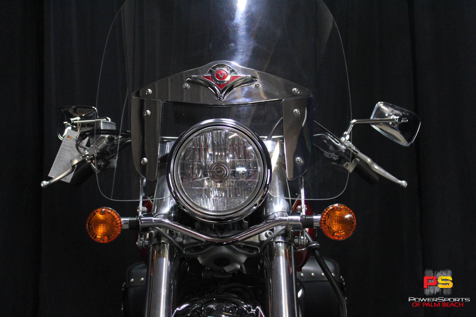 2006 Kawasaki Vulcan 900 Classic LT in Lake Park, Florida - Photo 11