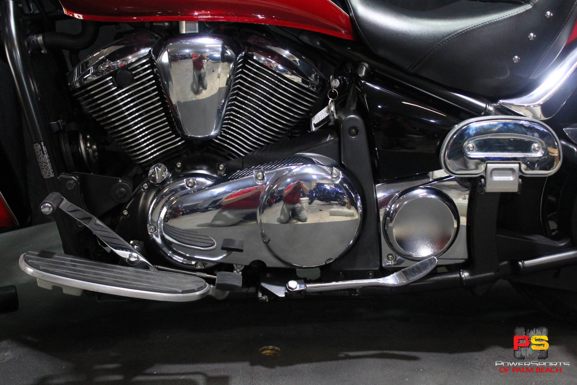 2006 Kawasaki Vulcan 900 Classic LT in Lake Park, Florida - Photo 19