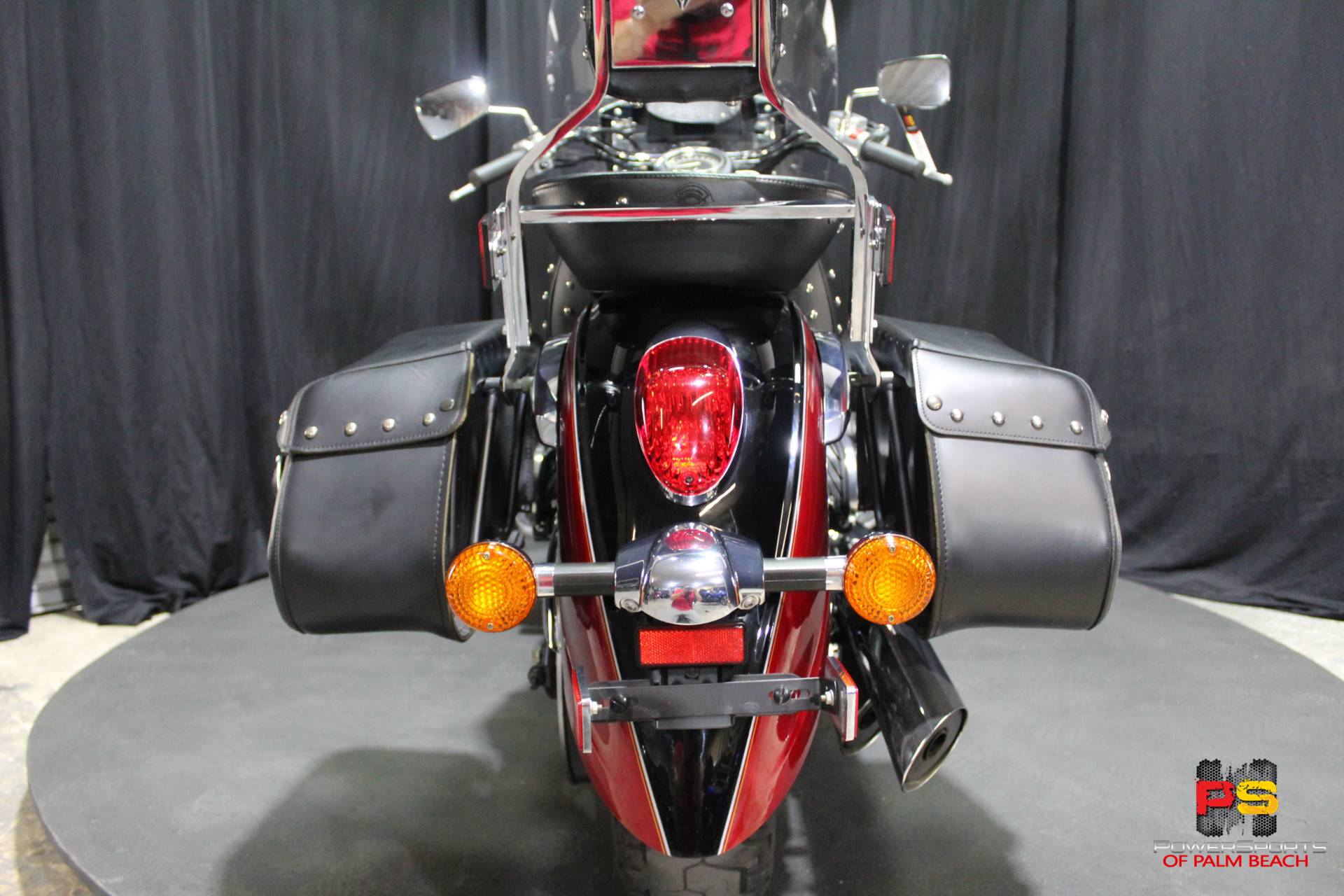 2006 Kawasaki Vulcan 900 Classic LT in Lake Park, Florida - Photo 25