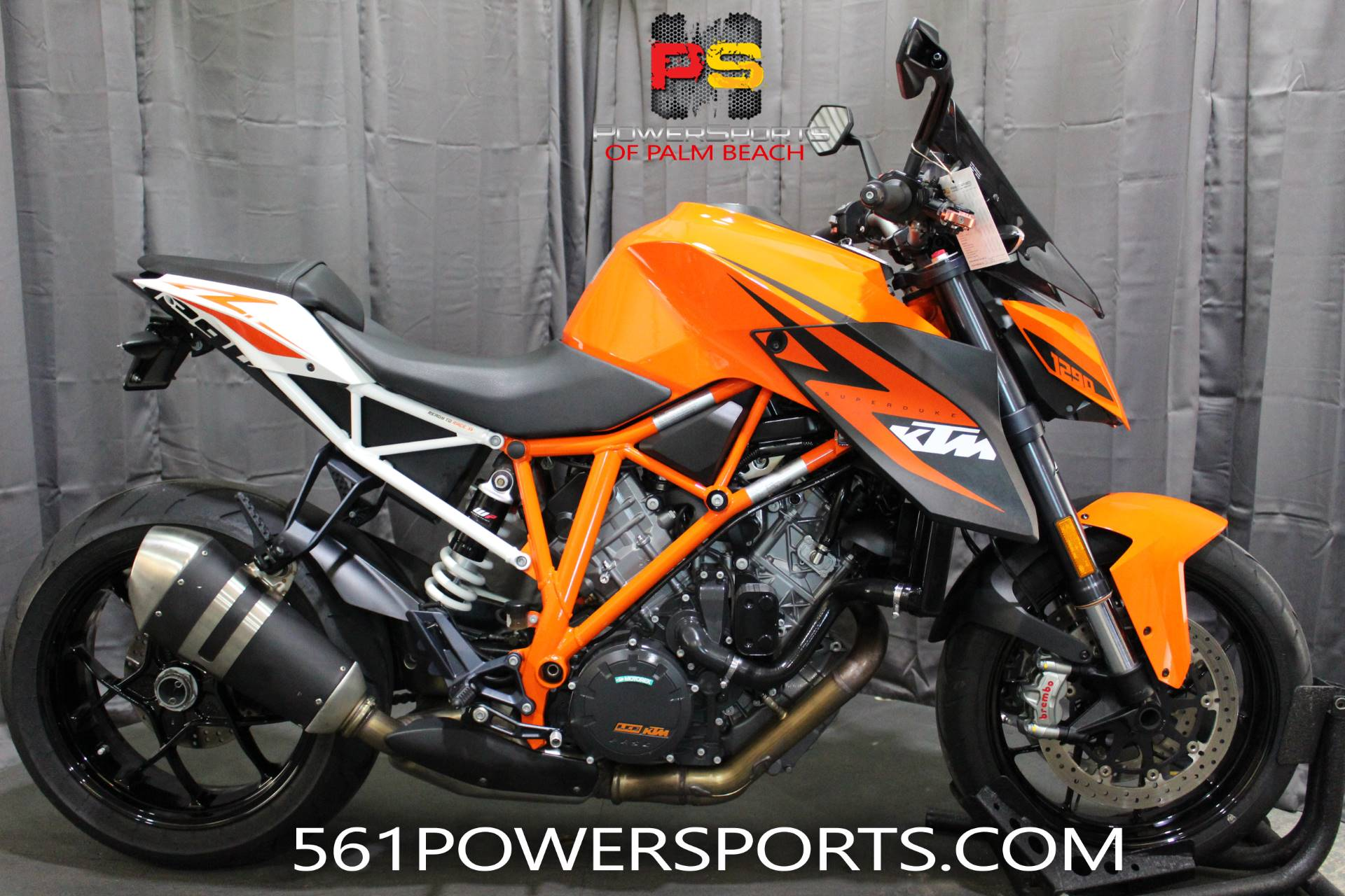 2016 KTM 1290 Super Duke R in Lake Park, Florida - Photo 1
