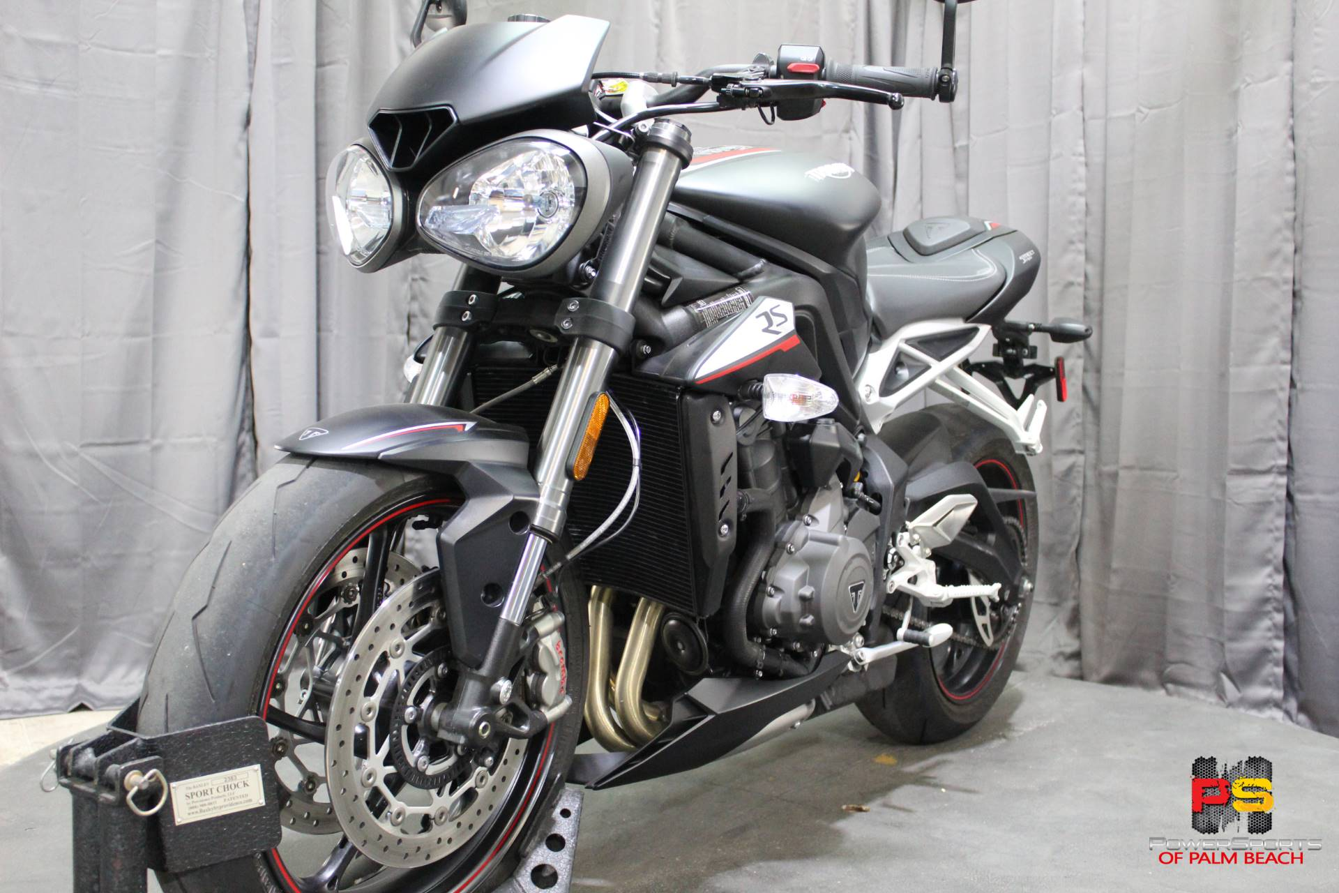 Used 2019 Triumph Street Triple RS Motorcycles in Lake