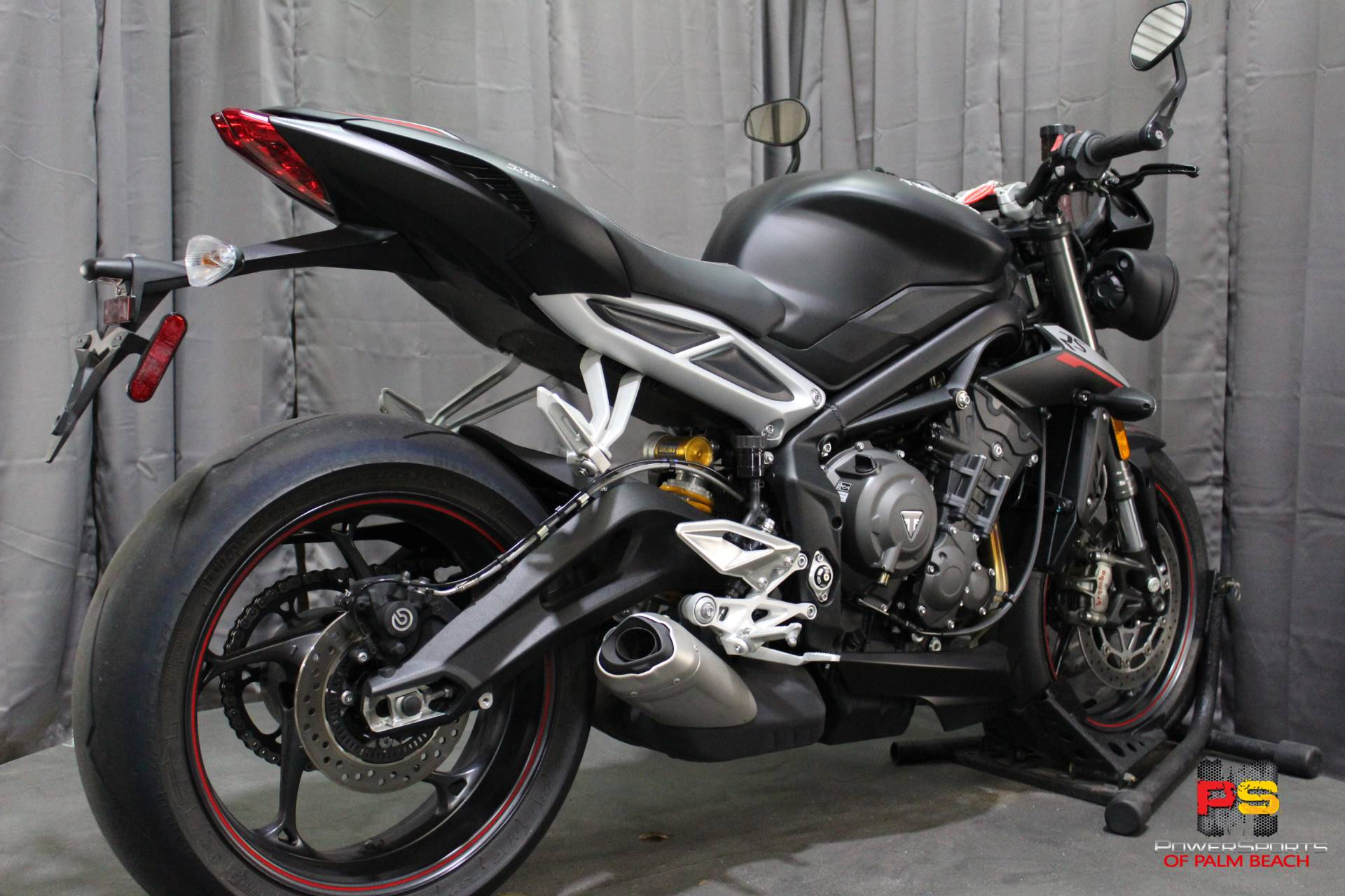 New 2019 Triumph Street Triple RS Motorcycles in