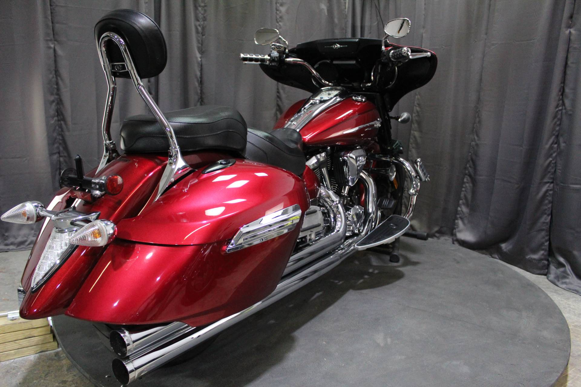 2014 Yamaha Stratoliner Deluxe in Lake Park, Florida - Photo 9
