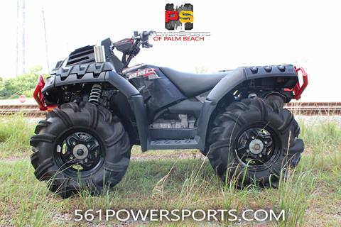 2018 Polaris Sportsman 850 High Lifter Edition in Lake Park, Florida - Photo 1