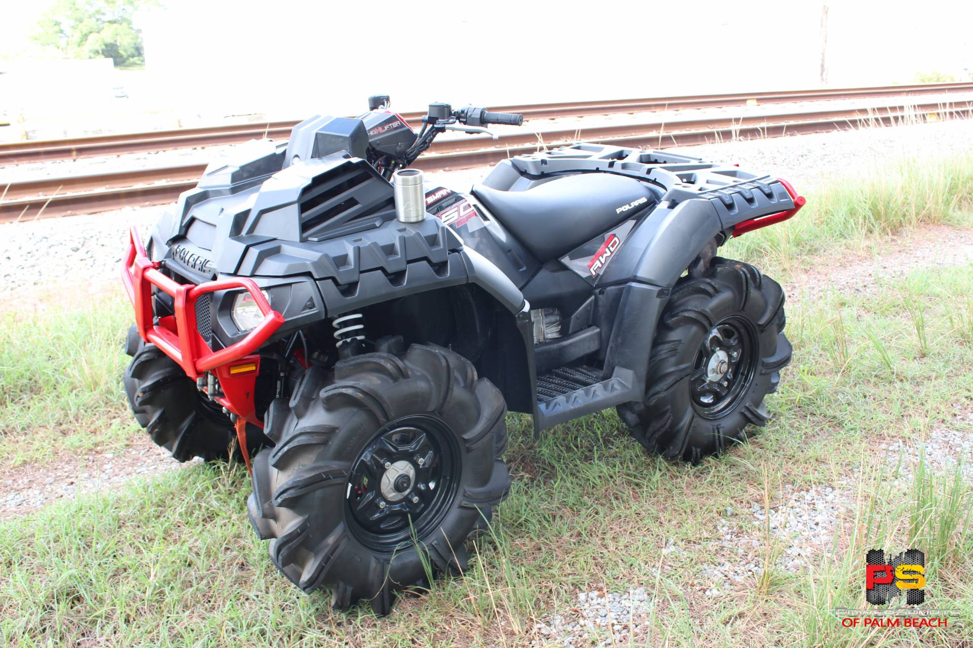 2018 Polaris Sportsman 850 High Lifter Edition in Lake Park, Florida - Photo 2