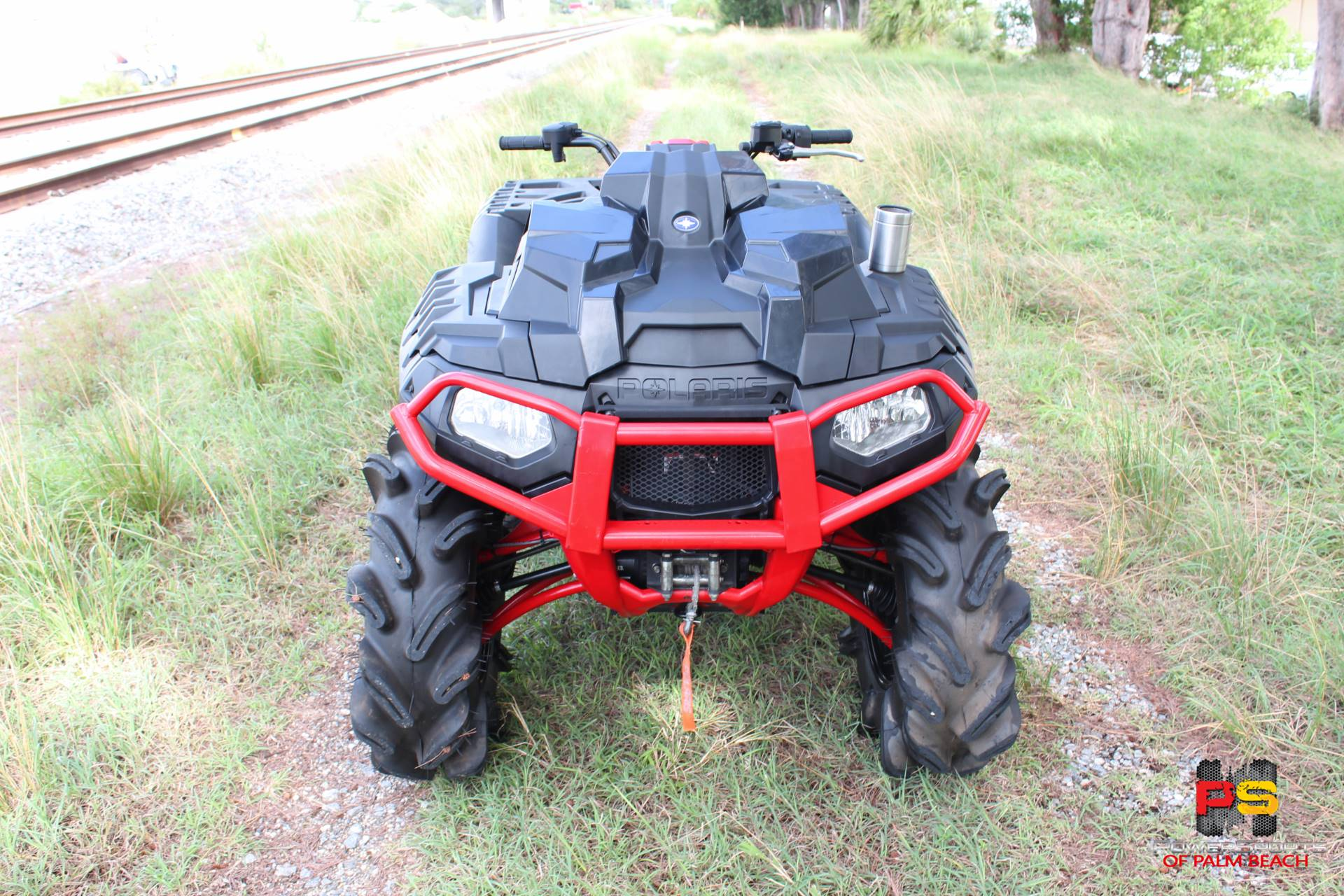 2018 Polaris Sportsman 850 High Lifter Edition in Lake Park, Florida - Photo 3