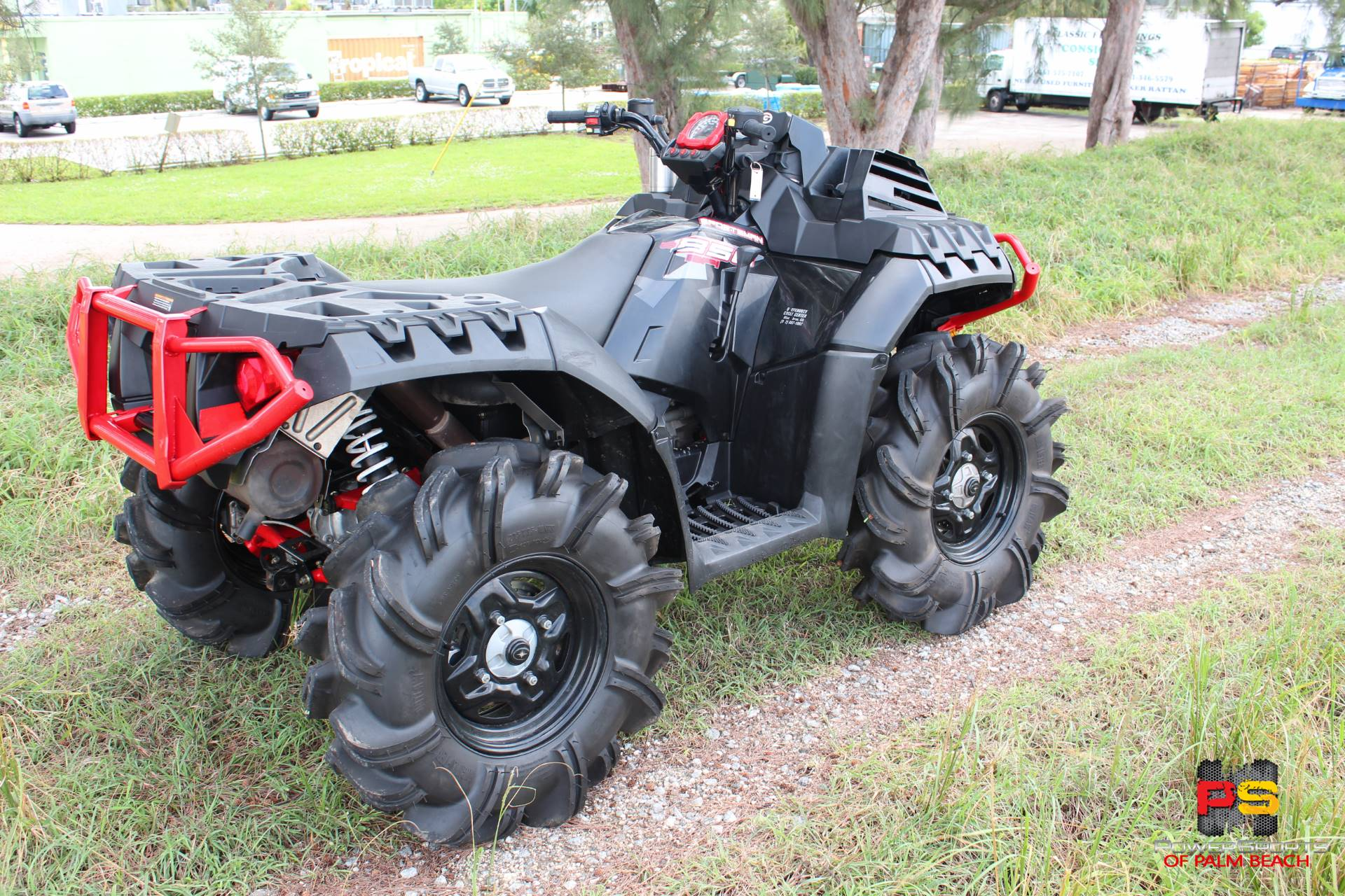 2018 Polaris Sportsman 850 High Lifter Edition in Lake Park, Florida - Photo 6