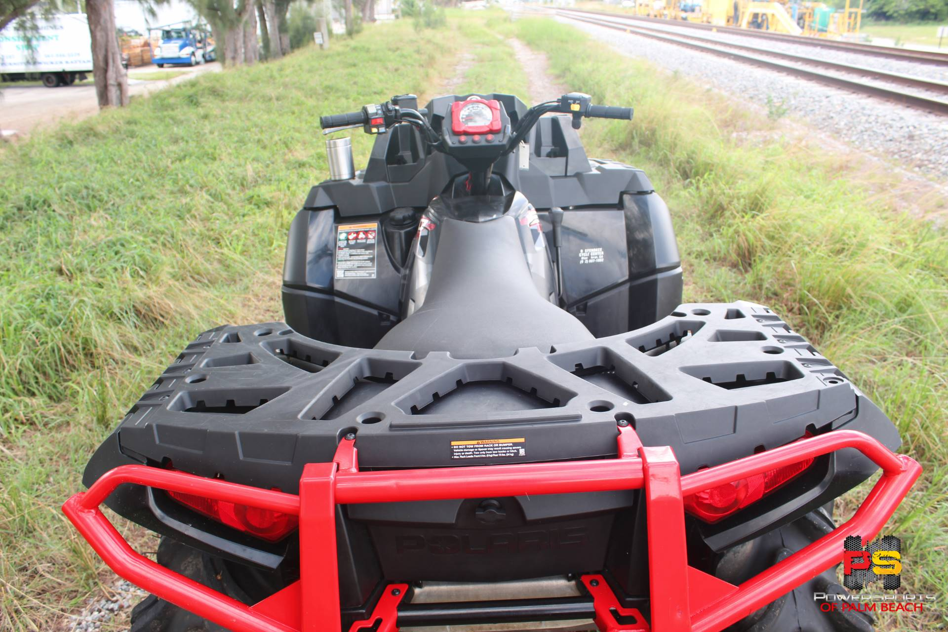 2018 Polaris Sportsman 850 High Lifter Edition in Lake Park, Florida - Photo 10