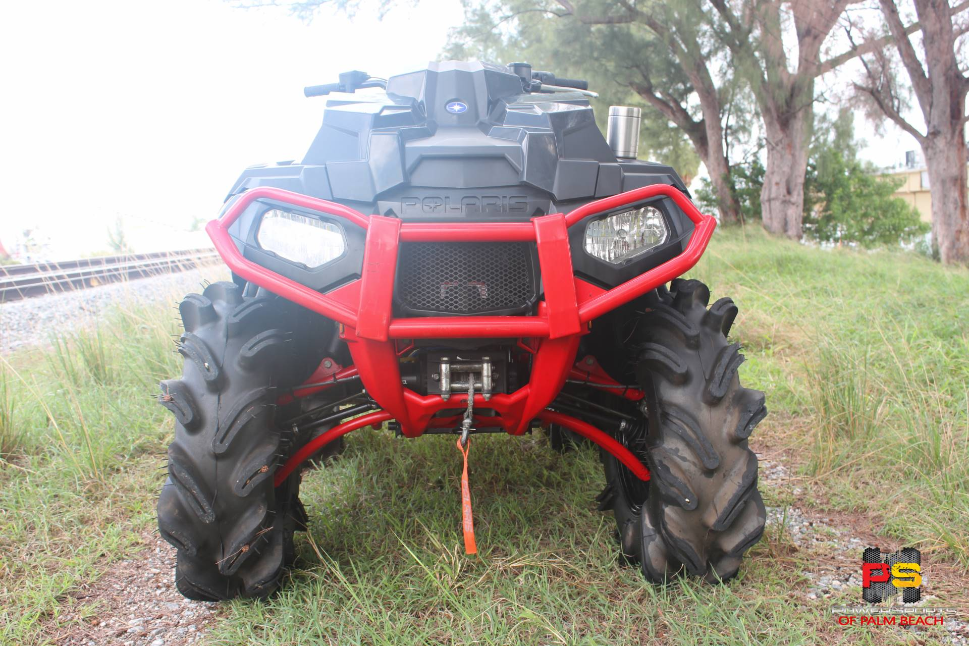 2018 Polaris Sportsman 850 High Lifter Edition in Lake Park, Florida - Photo 13