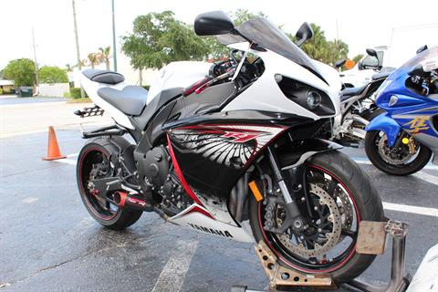 2012 Yamaha YZF-R1 in Lake Park, Florida