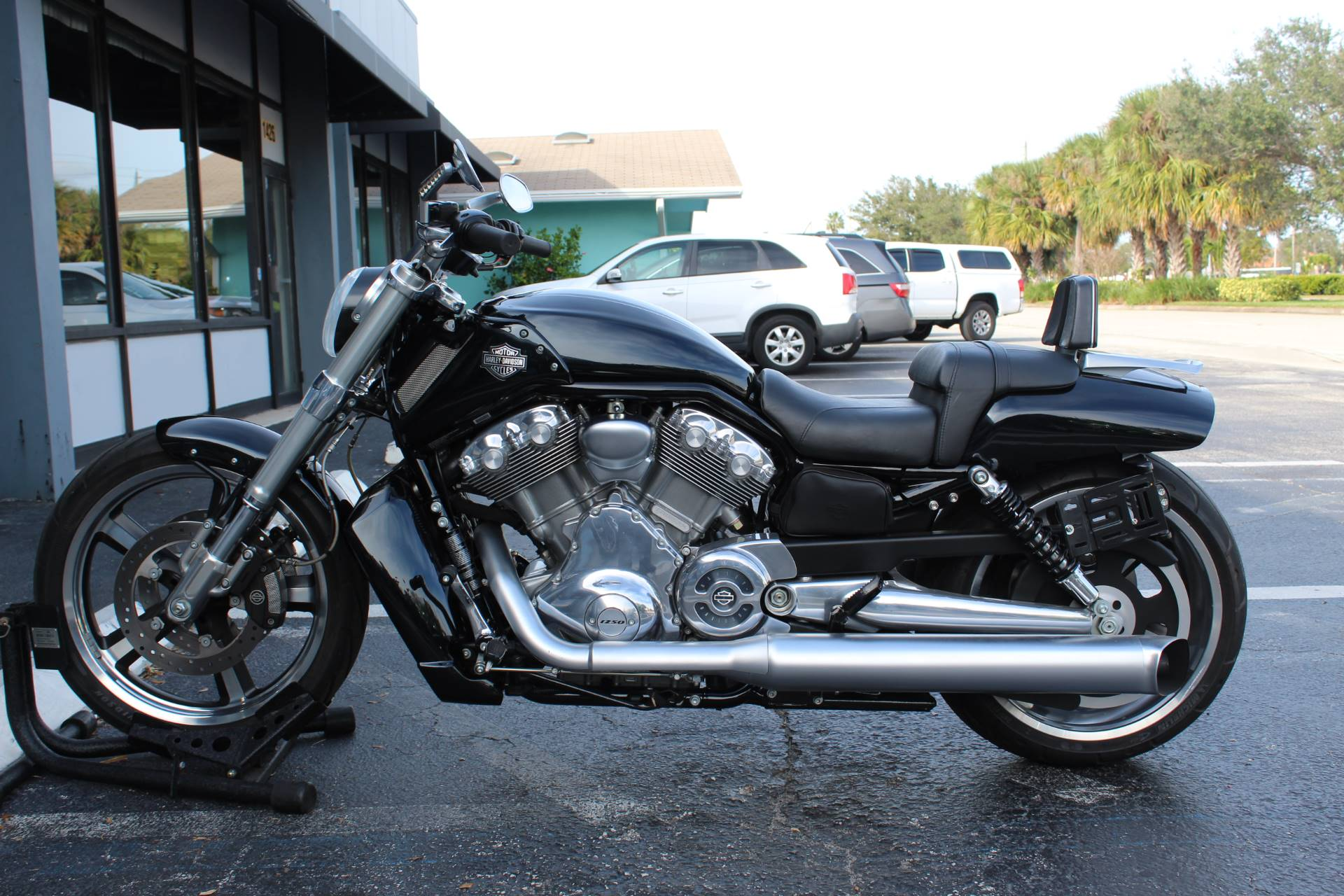 2013 Harley-Davidson V-Rod Muscle® in Lake Park, Florida - Photo 1