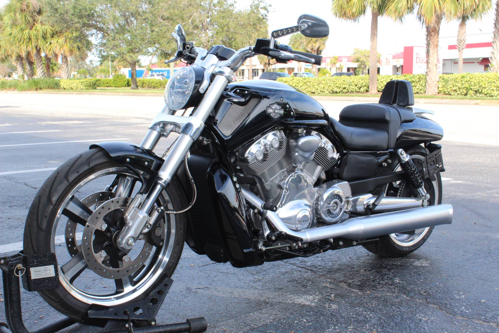 2013 Harley-Davidson V-Rod Muscle® in Lake Park, Florida - Photo 5