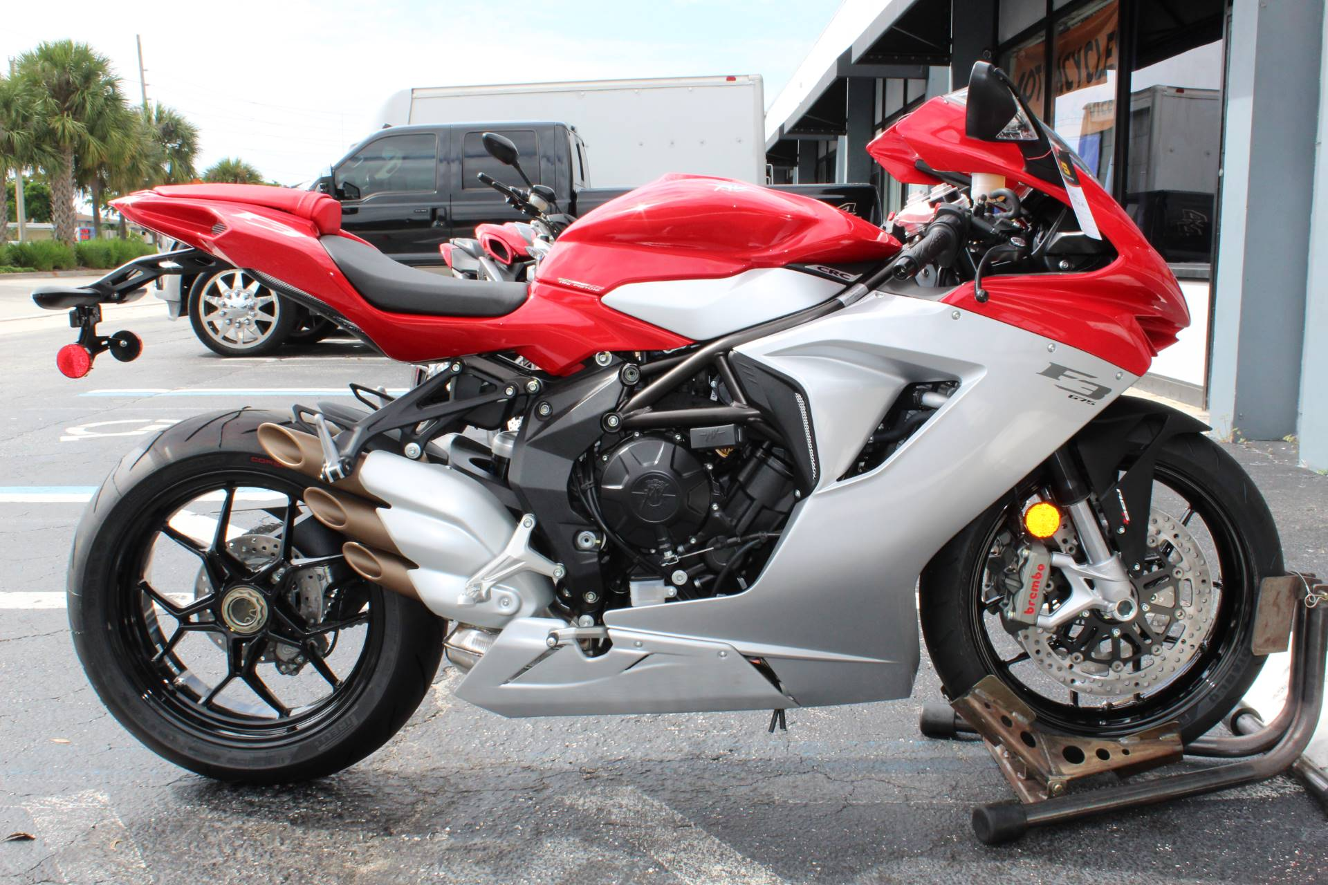 2018 MV Agusta F3 675 EAS ABS in Lake Park, Florida