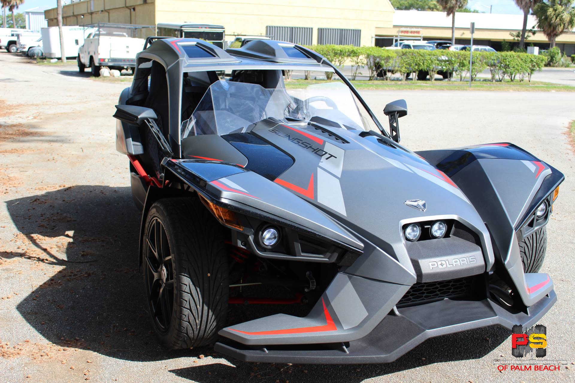 2018 Slingshot Slingshot Grand Touring LE in Lake Park, Florida - Photo 8