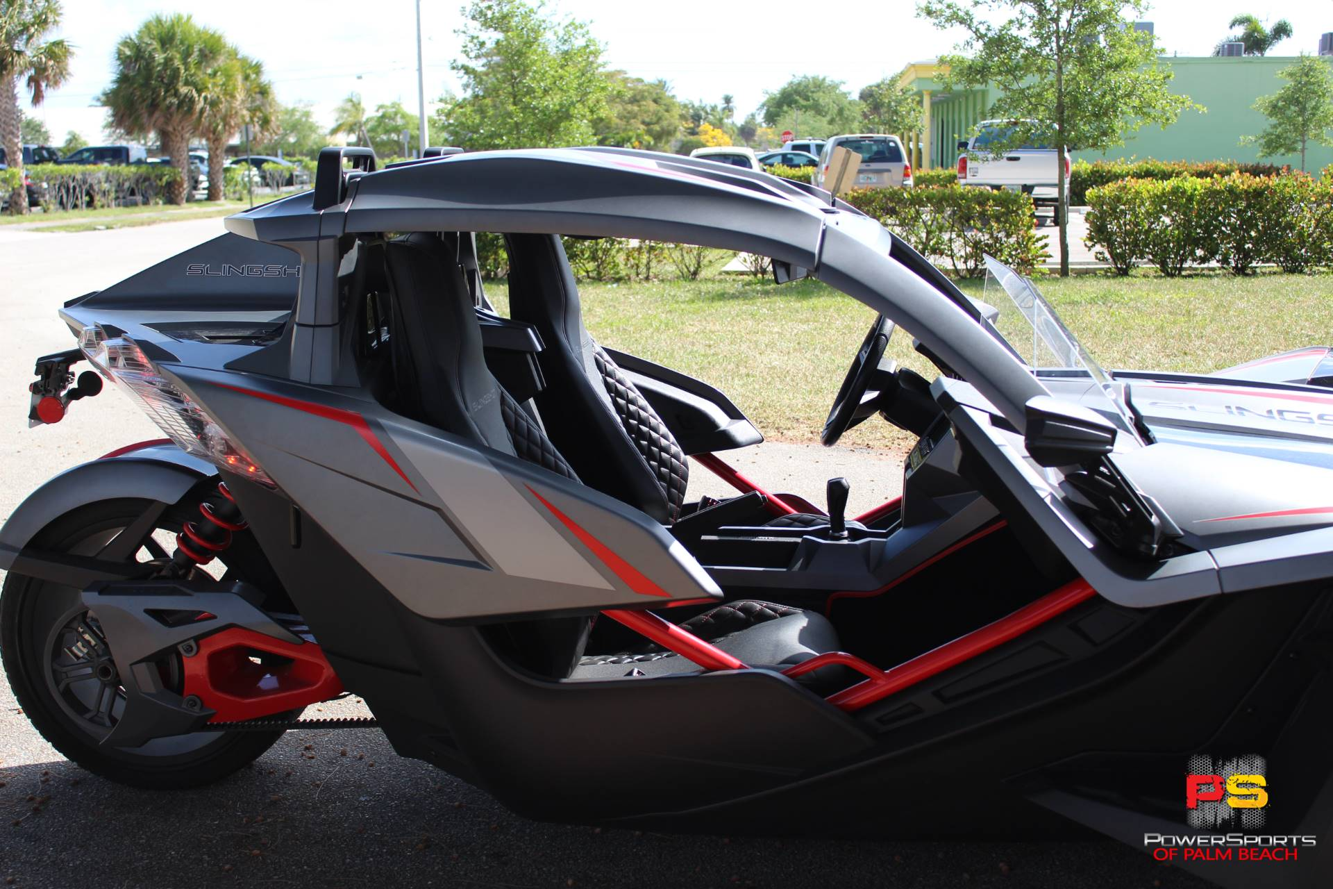 2018 Slingshot Slingshot Grand Touring LE in Lake Park, Florida - Photo 10