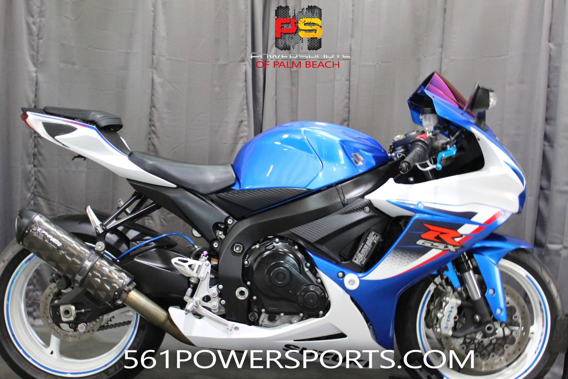 2013 Suzuki GSX-R600™ in Lake Park, Florida - Photo 1