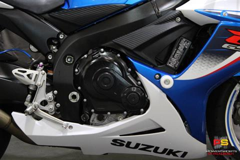 2013 Suzuki GSX-R600™ in Lake Park, Florida - Photo 4