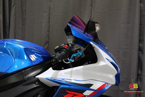 2013 Suzuki GSX-R600™ in Lake Park, Florida - Photo 7