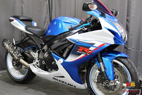 2013 Suzuki GSX-R600™ in Lake Park, Florida - Photo 8