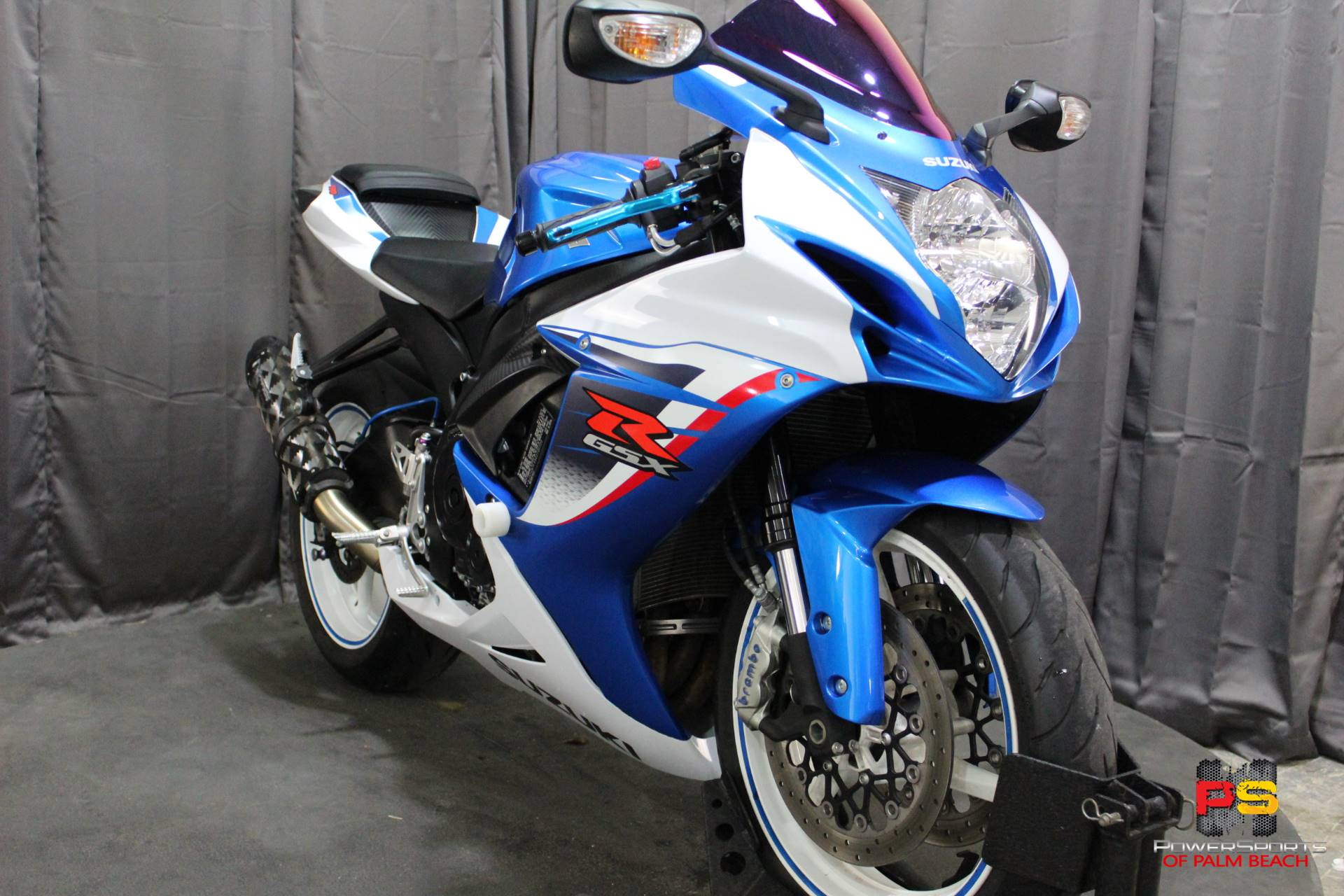 2013 Suzuki GSX-R600™ in Lake Park, Florida - Photo 9
