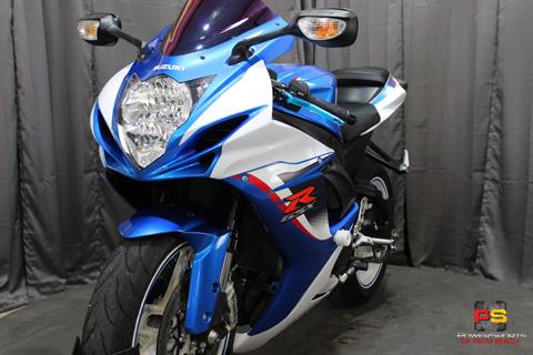 2013 Suzuki GSX-R600™ in Lake Park, Florida - Photo 13