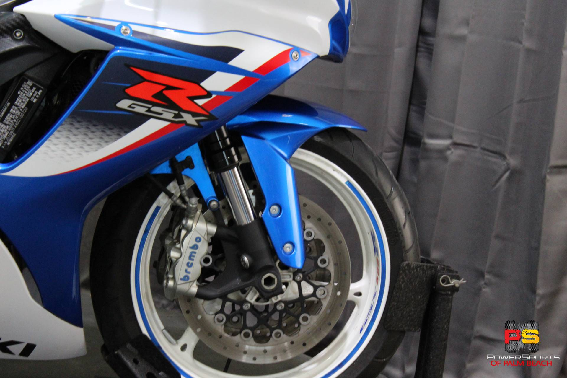 2013 Suzuki GSX-R600™ in Lake Park, Florida - Photo 6