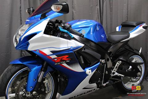 2013 Suzuki GSX-R600™ in Lake Park, Florida - Photo 15