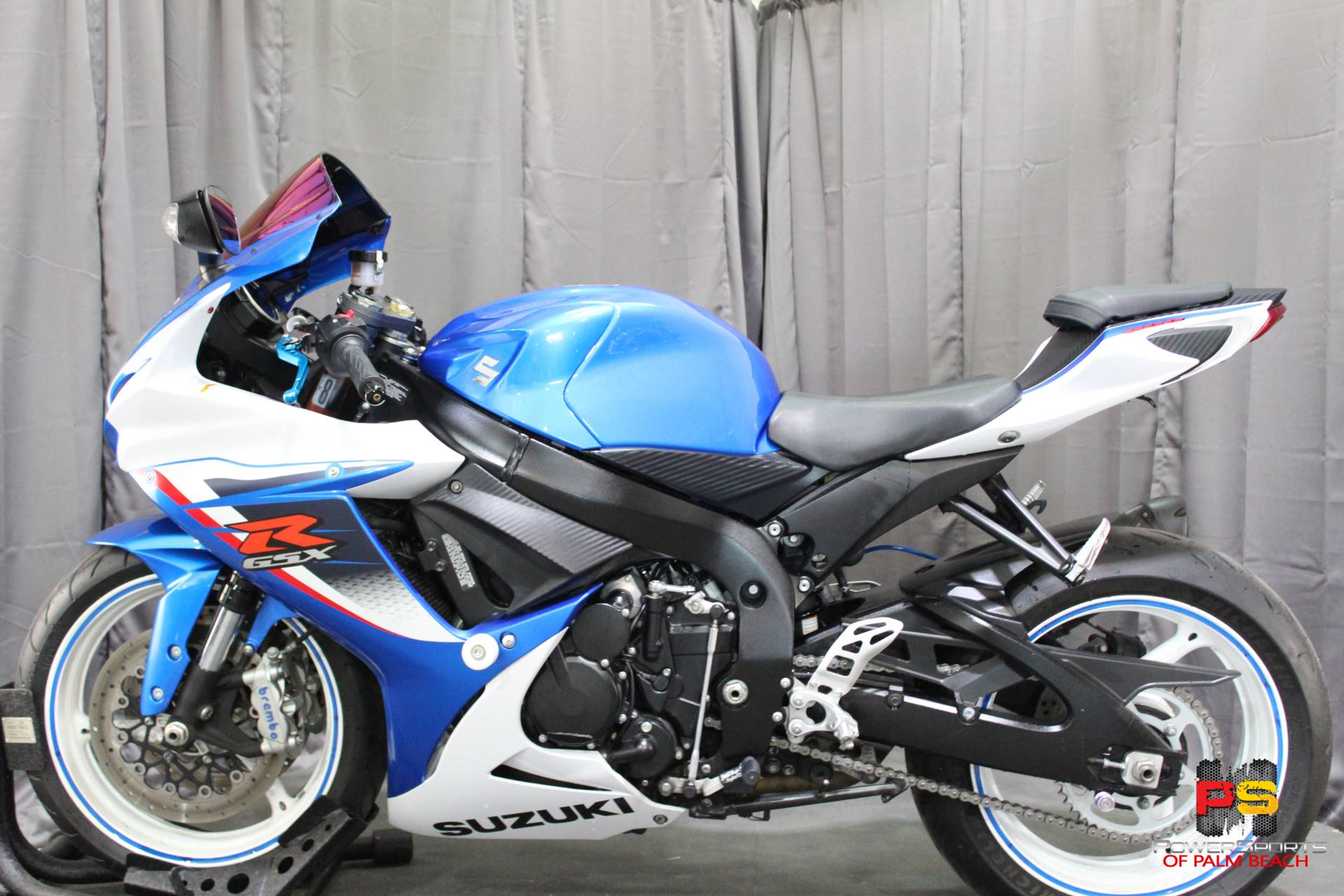 2013 Suzuki GSX-R600™ in Lake Park, Florida - Photo 16
