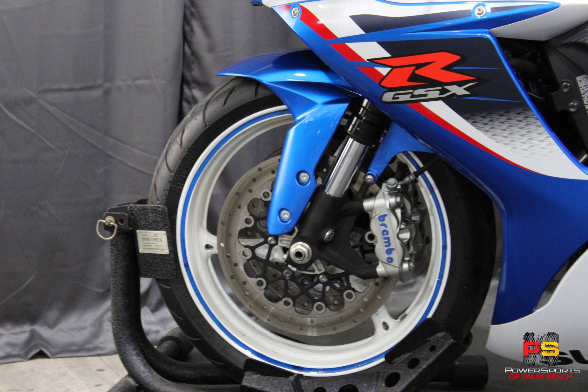 2013 Suzuki GSX-R600™ in Lake Park, Florida - Photo 17