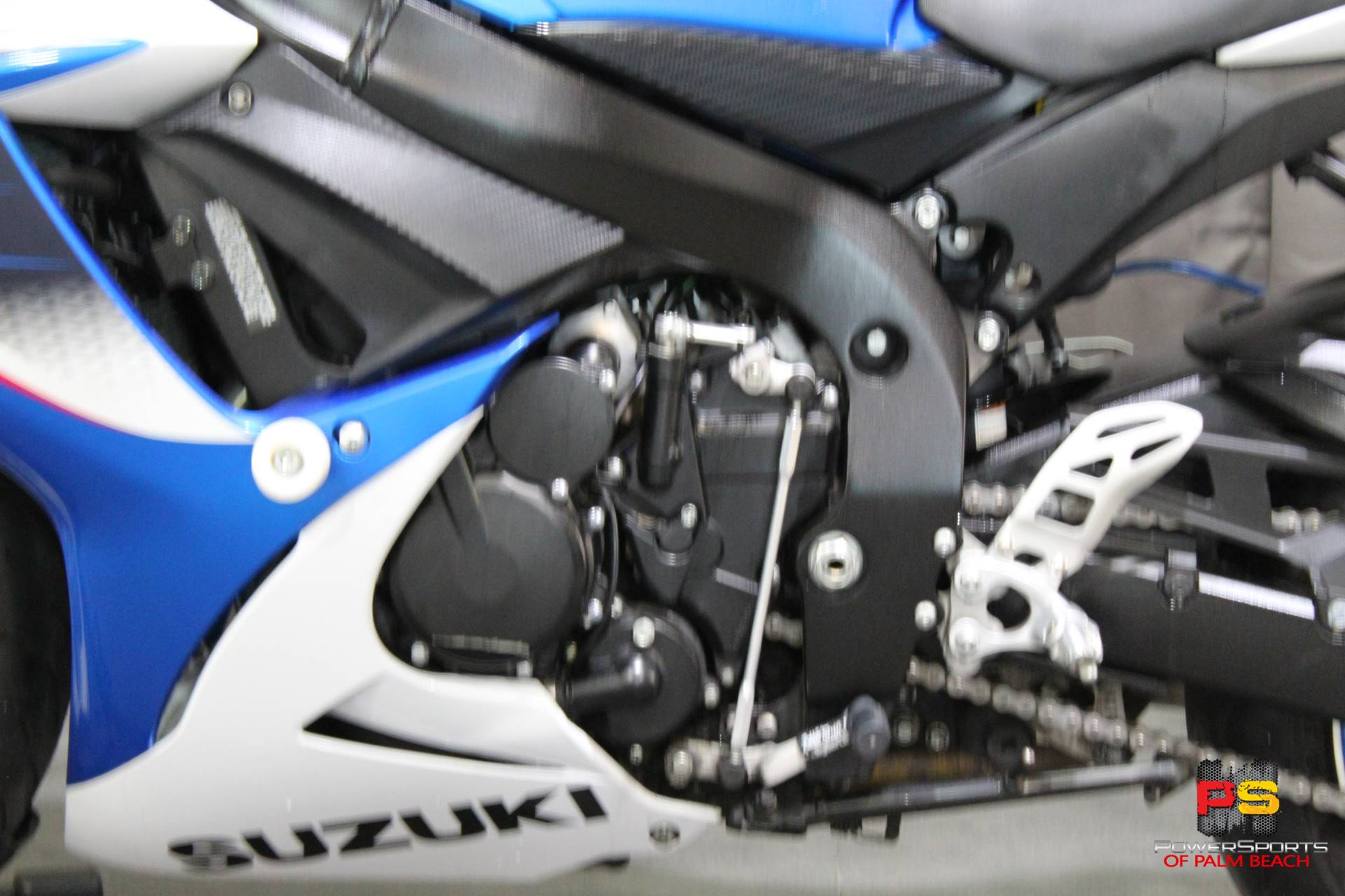 2013 Suzuki GSX-R600™ in Lake Park, Florida - Photo 19