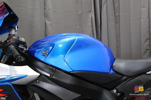 2013 Suzuki GSX-R600™ in Lake Park, Florida - Photo 20