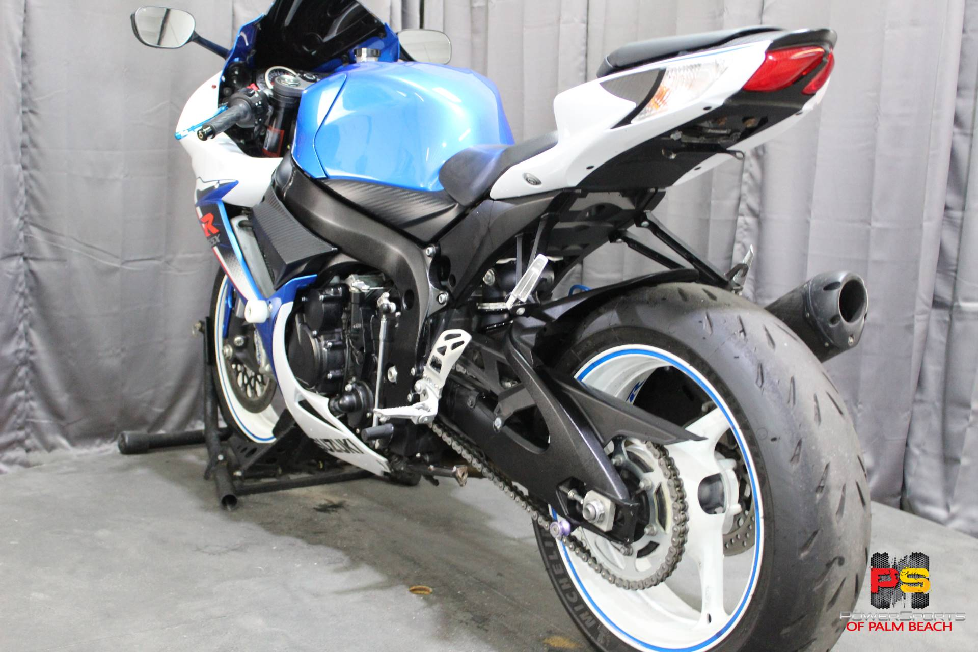 2013 Suzuki GSX-R600™ in Lake Park, Florida - Photo 23