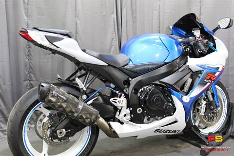 2013 Suzuki GSX-R600™ in Lake Park, Florida - Photo 28