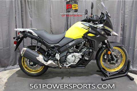 2018 Suzuki V-Strom 650XT in Lake Park, Florida - Photo 1
