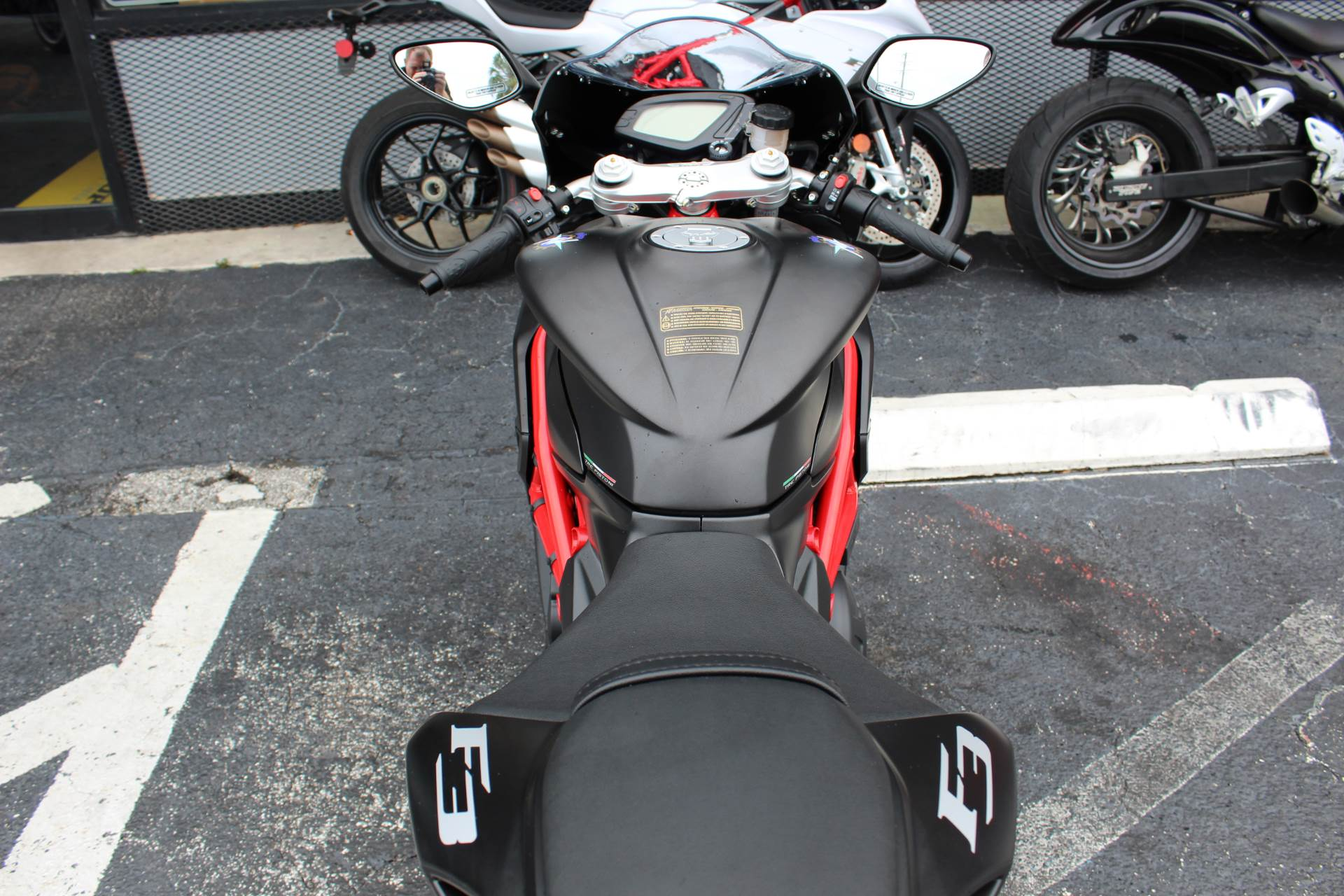 2018 MV Agusta F3 800 EAS ABS in Lake Park, Florida - Photo 16