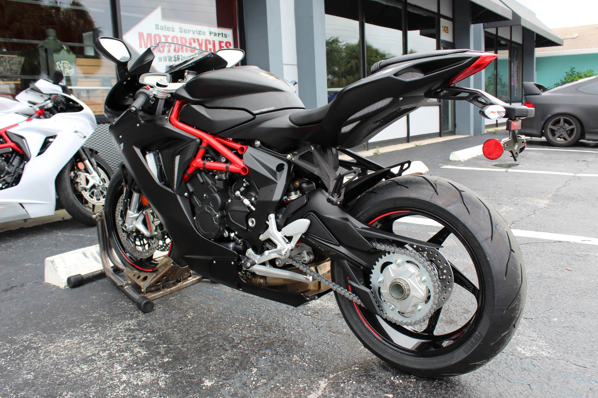 2018 MV Agusta F3 800 EAS ABS in Lake Park, Florida - Photo 18