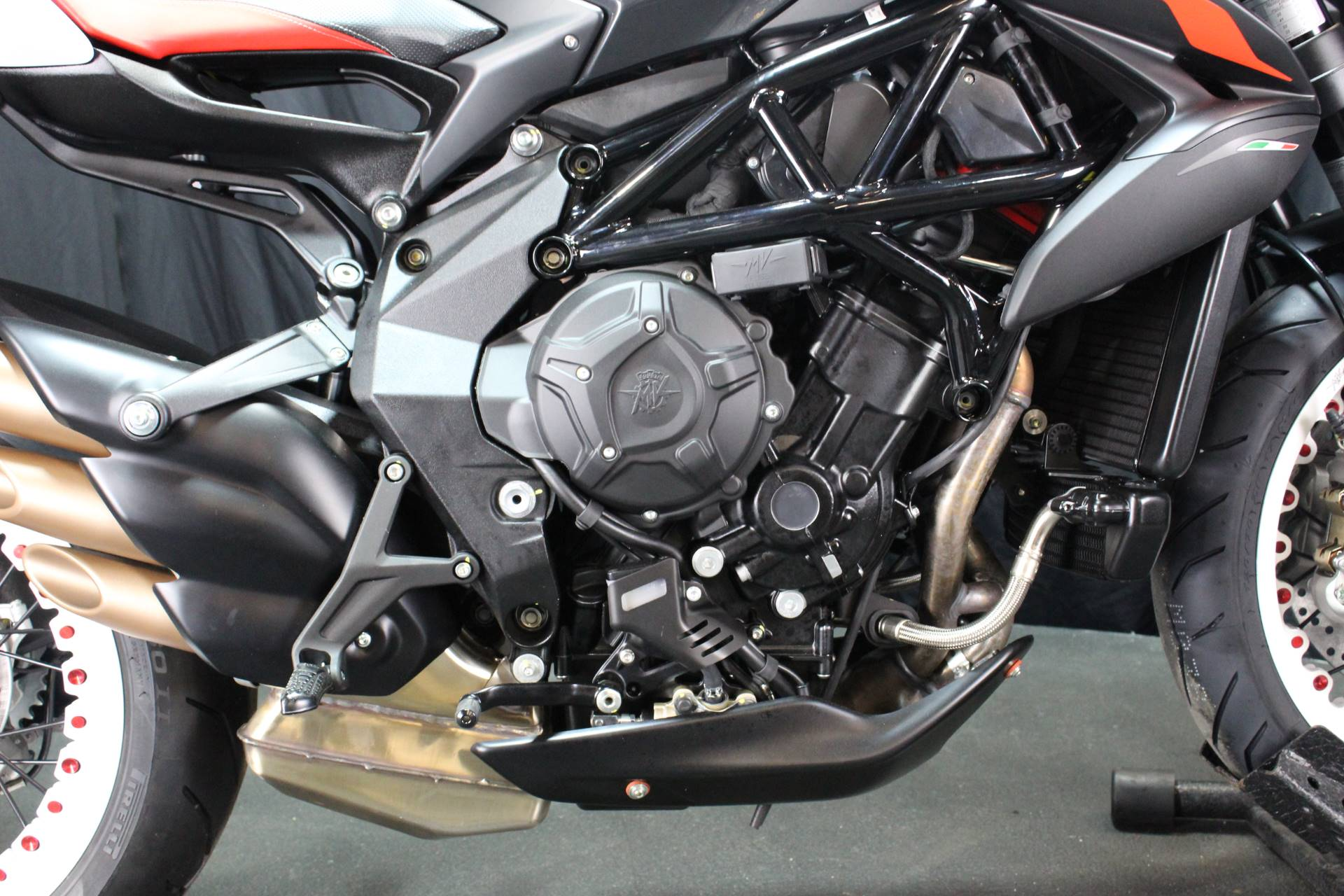 2019 MV Agusta Dragster 800 RR in Lake Park, Florida - Photo 4