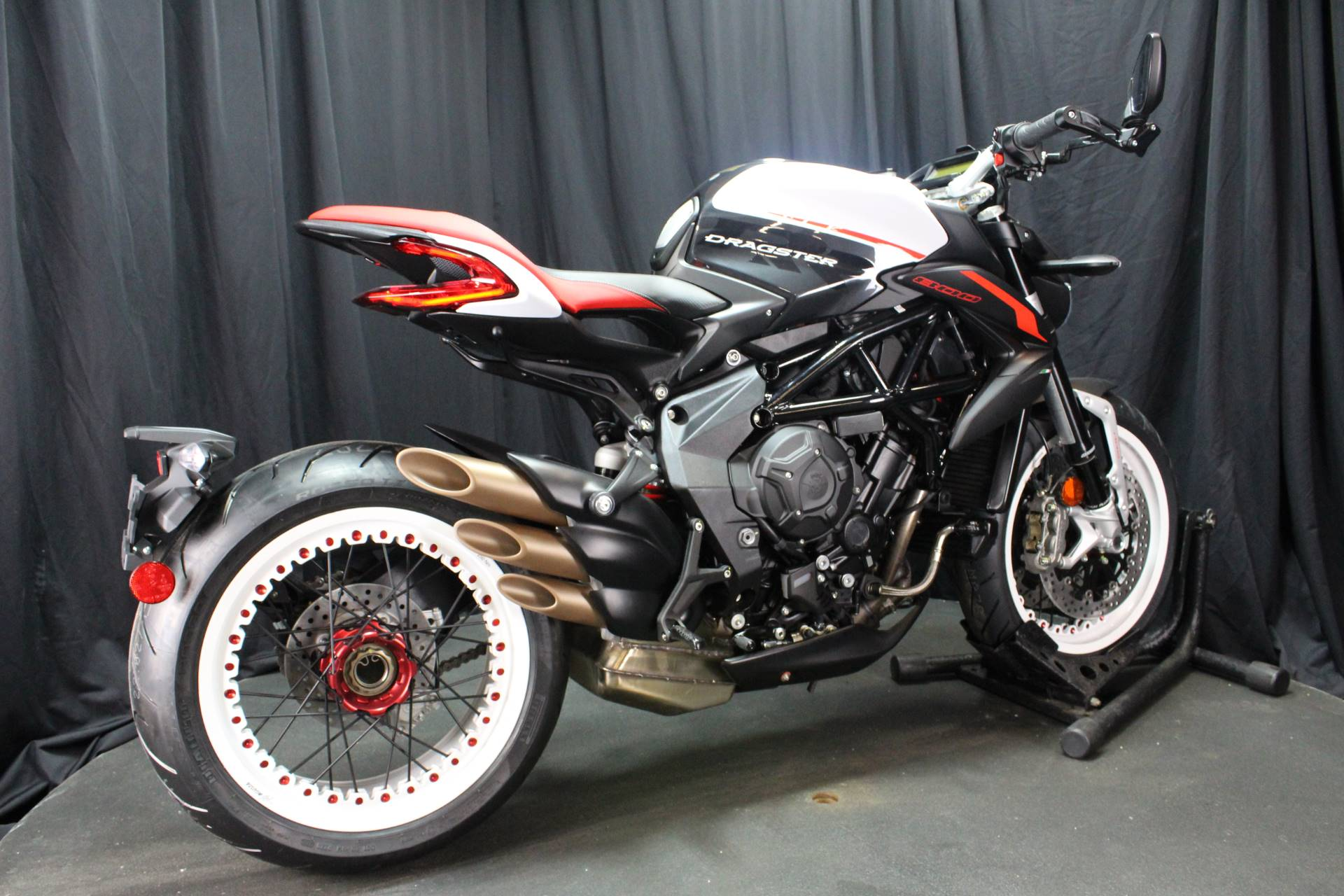 2019 MV Agusta Dragster 800 RR in Lake Park, Florida - Photo 30
